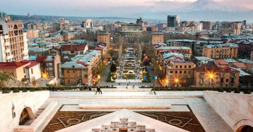 Yerevan Armenia - 10 Destinasi Wisata Dunia yang Bakal Jadi Tren di 2020