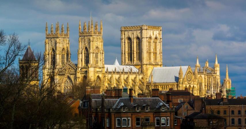 York Minster - Mengenal York Kota Penuh Misteri di Inggris yang didatangi Raffi-Nagita