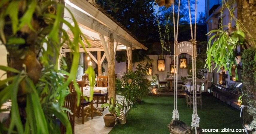 Zibiru (Seminyak) - Yuk Intip 10 Restoran Romantis Untuk Dinner Di Bali