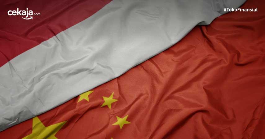 kerja sama indonesia dan china