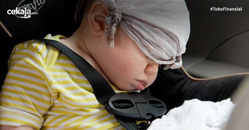 5 Cara Aman Menggunakan Car Seat untuk Bayi