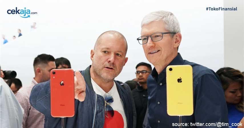 Apple Kantongi Paten Sistem Kendali Mobil Pakai Ponsel dan Gestur Tubuh