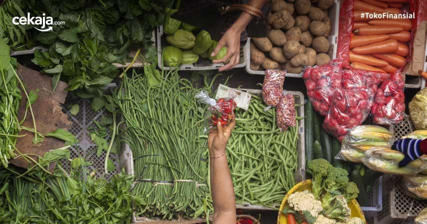 6 Pasar Tradisional di Bekasi Layani Pembelian via Whatsapp, Ini Nomor Kontaknya