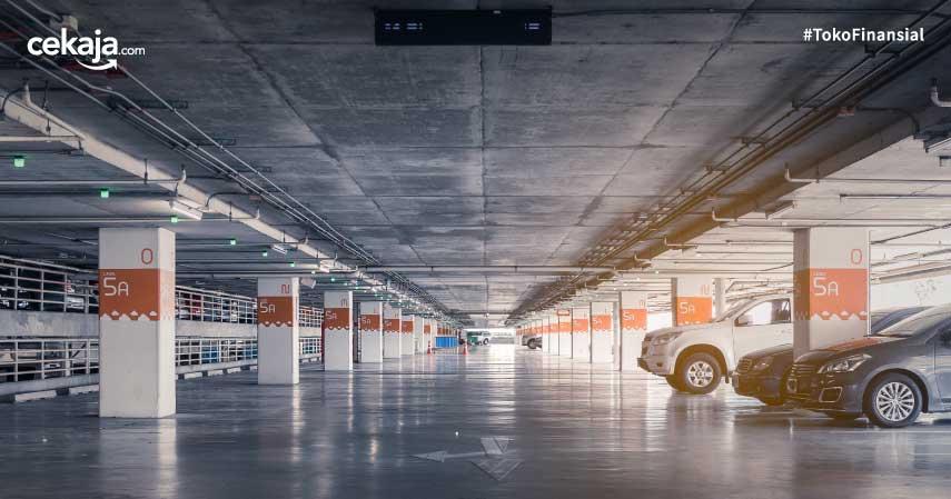 6 Cara Konvensional dan Canggih Mengingat Lokasi Parkir