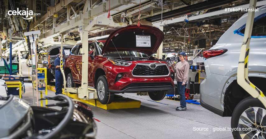 6 Pabrikan Otomotif Bergaji Tinggi dengan Lingkungan Kerja Asyik 2020
