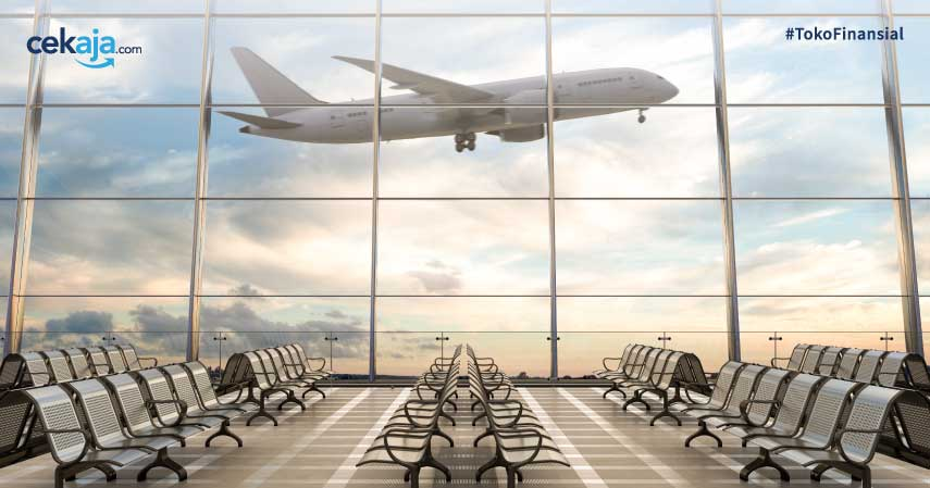 15 Bandara Paling Besar di Dunia Ini Luasnya Capai Ribuan Hektar