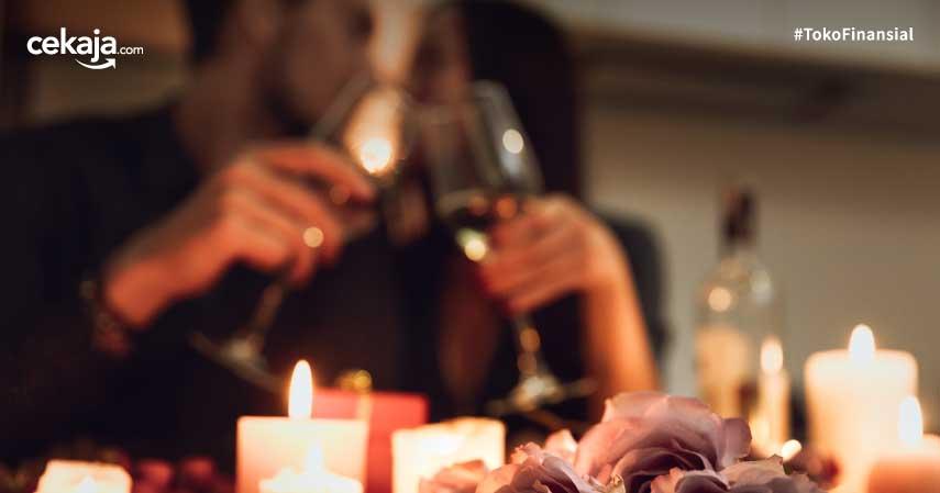 10 Tempat Makan Romantis di Bandung Murah Mulai 50 Ribu-an