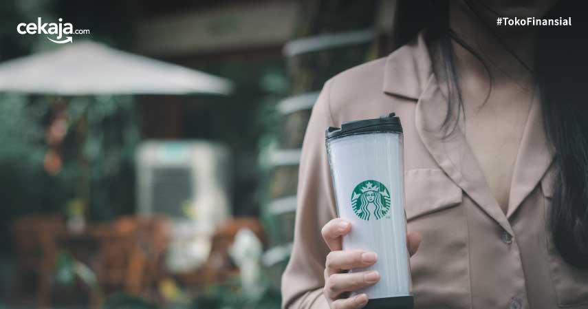 Tumbler Starbucks Paling Hits dan Paling Banyak Dicari 2020