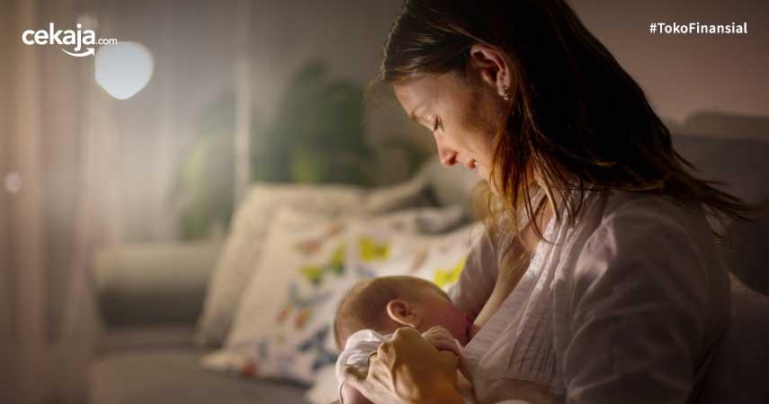 Cara Menyusui Bayi yang Benar, Agar Ibu Nyaman Si Kecil Pun Senang