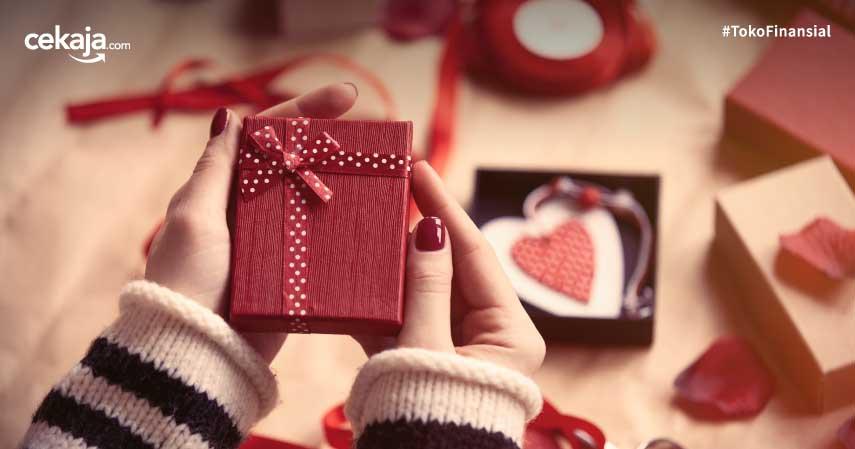 Hadiah Unik untuk Valentine