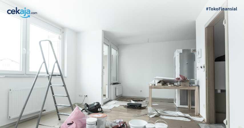pinjaman untuk renovasi rumah