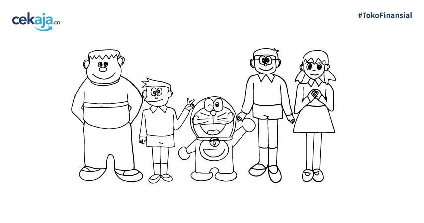 List Film-film Doraemon Terlengkap Selain Stand By Me 2020