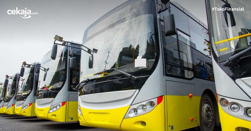 Karoseri Bus Terbaik di Indonesia 2020, Sudah Pernah Naik yang Mana?