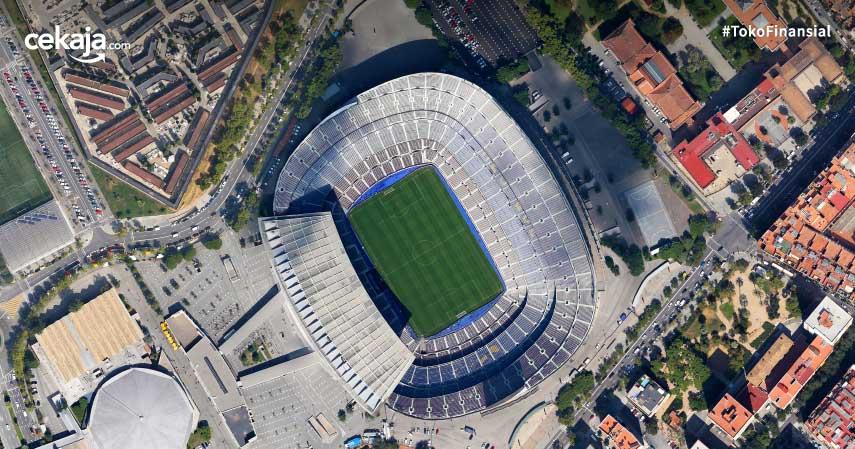 9 Stadion Sepak Bola Terbesar di Dunia, Apakah Termasuk GBK?