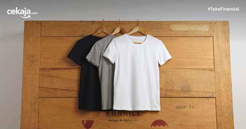Tips Berbisnis Kaos Polos untuk Pemula dan Perkiraan Modalnya