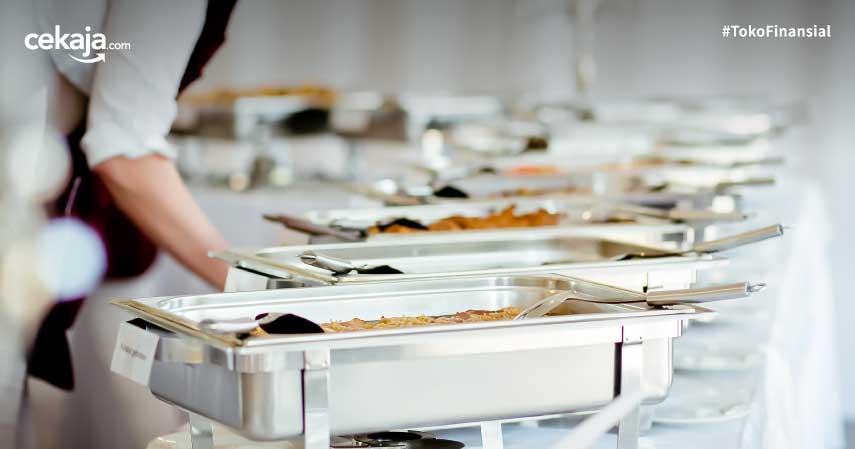 5 Vendor Catering Terbaik di Jakarta 2020 Harga Murah Terpercaya