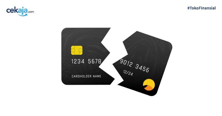 Cara Mengganti Kartu Kredit yang Rusakdan Cara Mencegahnya