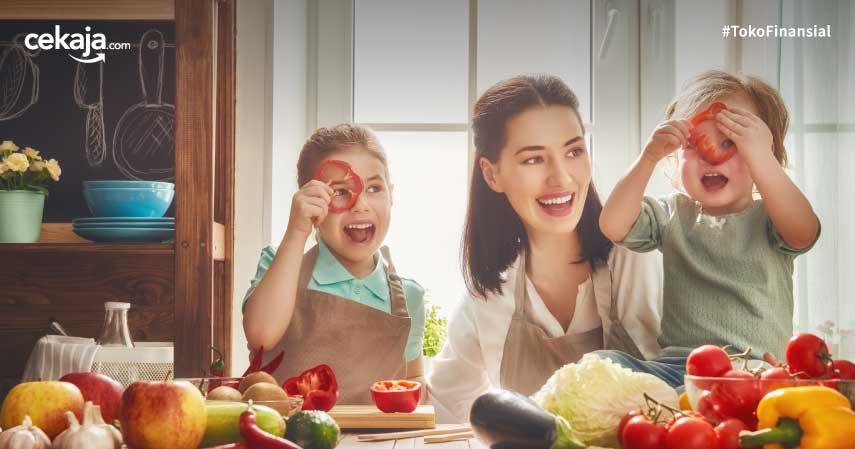 Suplemen Zat Besi Untuk Bayi yang Aman Beserta Makanan Pendukung