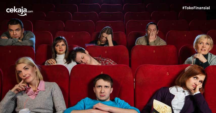Deretan Film Paling Gagal, Modal Besar dan Minim Keuntungan