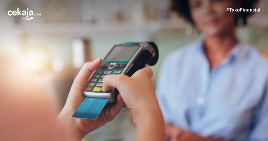 cara tarik tunai dengan kartu kredit BCA