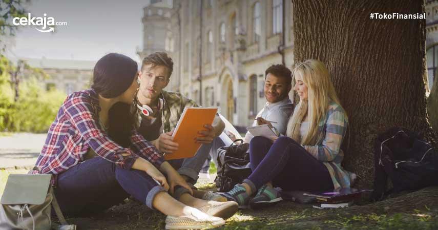 Student Loan, Pinjaman  Dana Kuliah di Luar Negeri