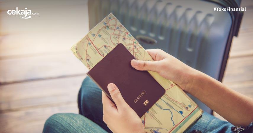 paspor terkuat dan terlemah di dunia tahun 2020