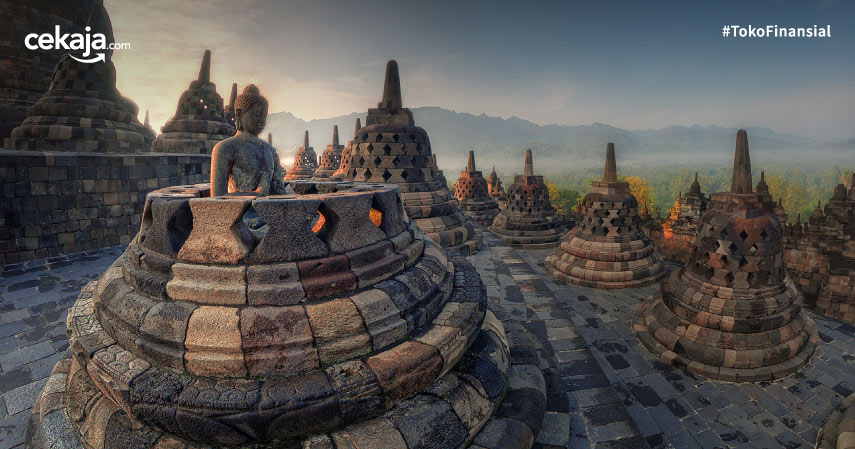 Warisan Budaya Asli Indonesia yang Diakui UNESCO Selain Borobudur