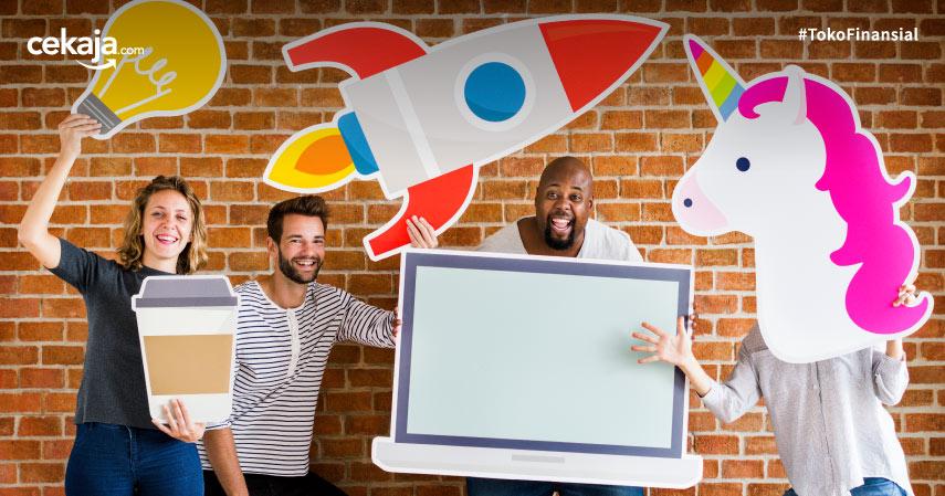 10 Daftar Negara dengan Startup Unicorn Terbanyak di Dunia