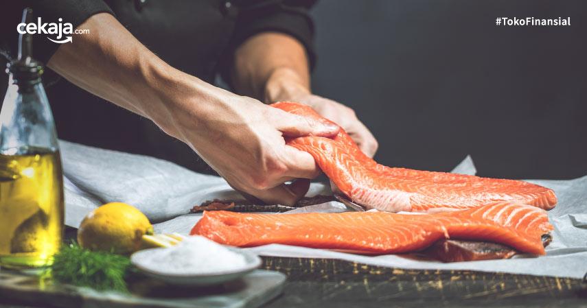 Resep Masakan Berbahan Dasar Salmon yang Mudah Dibuat dan Enak