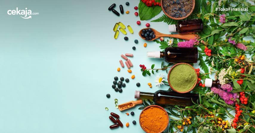 10 Obat Herbal Untuk Kolesterol Dijamin Alami dan Efektif