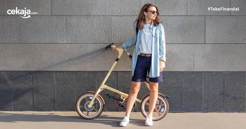Harga Sepeda Lipat Terbaru 2020