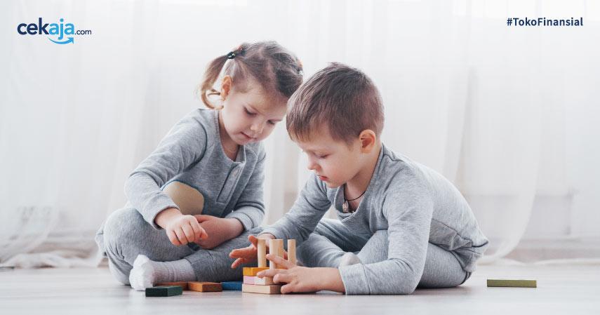 Sederet Ide Mainan Edukasi Anak yang Asah Motorik dan Kreativitas