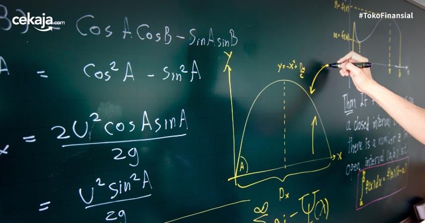Kumpulan Rumus Matematika Lengkap dengan Contoh Soalnya