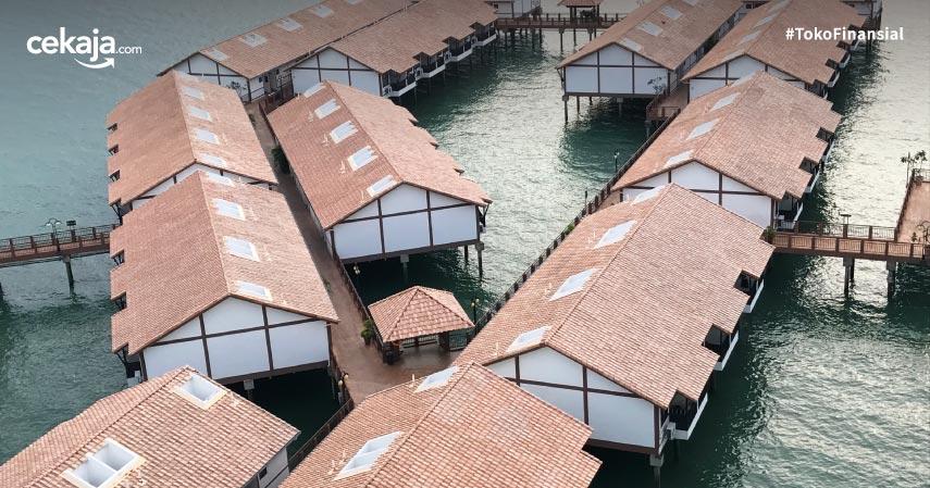 5 Resort Penginapan Terapung di Indonesia Beserta Harganya
