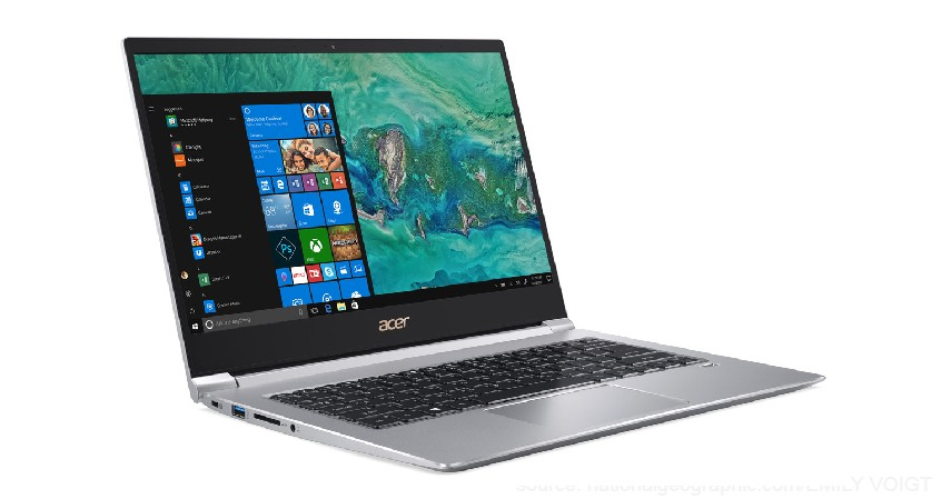Acer Swift 3 - 7 Laptop Desain Grafis Terbaik 2020 Harga dan Spesifikasinya