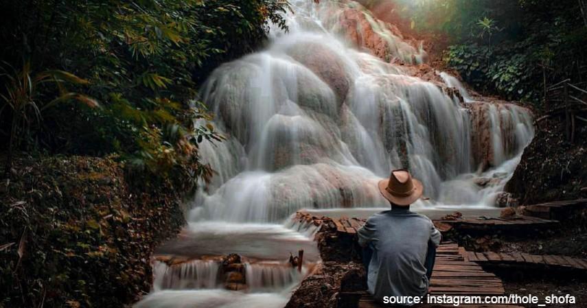 Air terjun Gedad - Lagi di Yogya Jangan Lupa Main ke-6 Wisata Keren Ini
