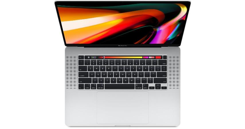 Apple MacBook Pro 16-inch 2019 - 7 Laptop Desain Grafis Terbaik 2020 Harga dan Spesifikasinya
