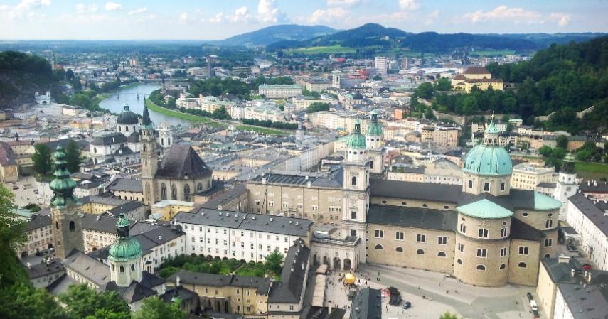 Austria - 5 Negara dengan Sistem Penanggulangan Banjir Terampuh
