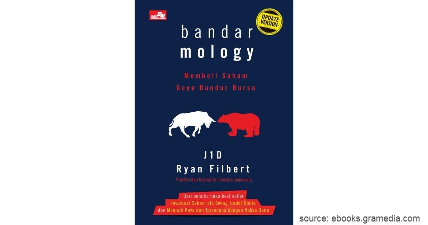 Bandarmology - Rekomendasi 7 Daftar Buku Terbaik untuk Belajar Saham