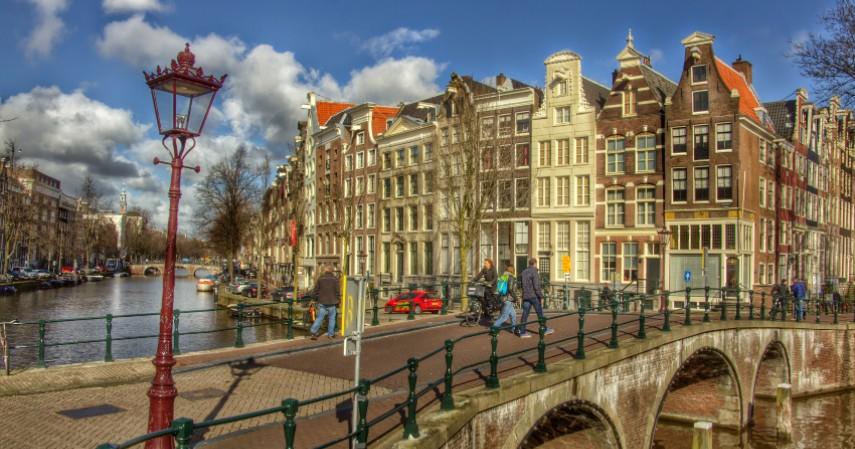 Belanda - 5 Negara dengan Sistem Penanggulangan Banjir Terampuh