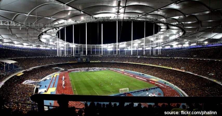 Bukit Jalil National Malaysia - 9 Stadion Sepak Bola Terbesar di Dunia