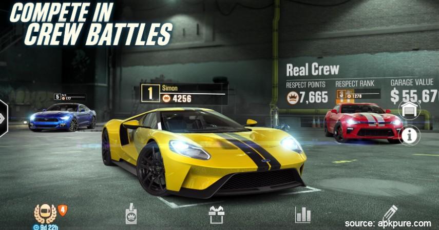 CSR Racing 2 - Game Balap Mobil Terbaik 2020 untuk Pengguna Android dan iOS
