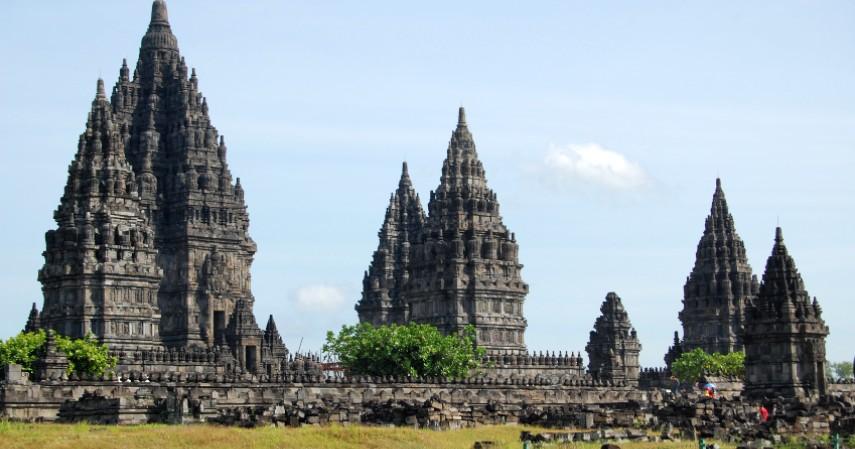 Candi Prambanan - Warisan Budaya Asli Indonesia yang Diakui UNESCO Selain Borobudur