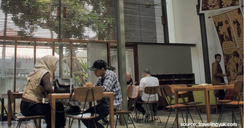 Dia Lo Gue - 7 Alamat Wisata Kuliner di Jakarta yang Ramah Anak