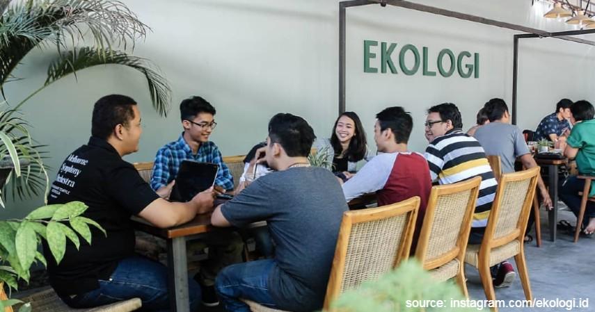 Ekologi Desk Coffee - Tempat Ngopi Terbaik Di Yogyakarta Untuk Pecinta Kopi