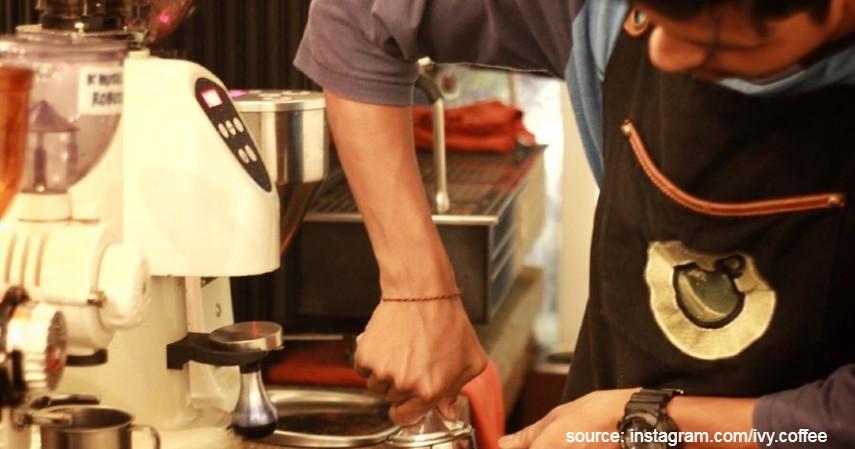 English Ivy Coffee - Tempat Ngopi Terbaik Di Yogyakarta Untuk Pecinta Kopi