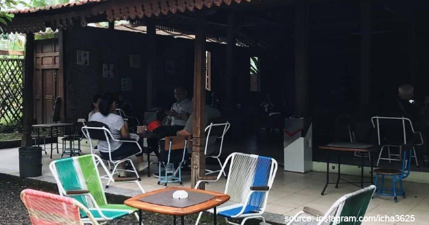 Filosofi Kopi Jogja - Tempat Ngopi Terbaik Di Yogyakarta Untuk Pecinta Kopi