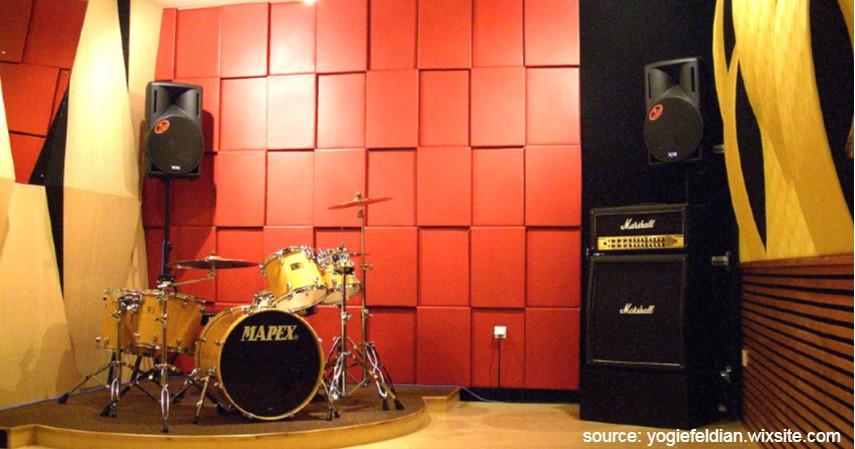 6 Studio Band Terbaik di Jakarta, Yuk Kepoin!