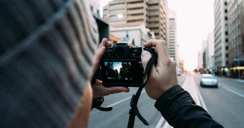 Fotografer - 5 Pekerjaan Freelance Asyik Buat Mahasiswa