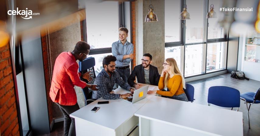 Gaji di perusahaan startup